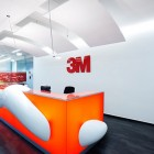 3M offices interier , design Jakub Hájek